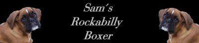 Sam´s Rockabilly Boxer